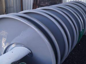 ремонт оборудования (защита рабочих поверхностей от абразивного износа)