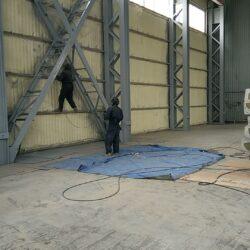 Антикоррозионная защита металлоконструкций